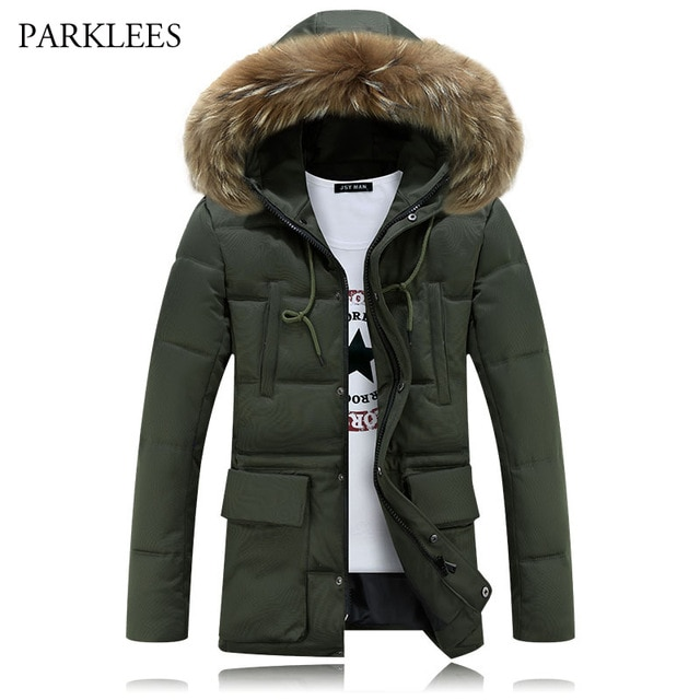 veste homme hiver