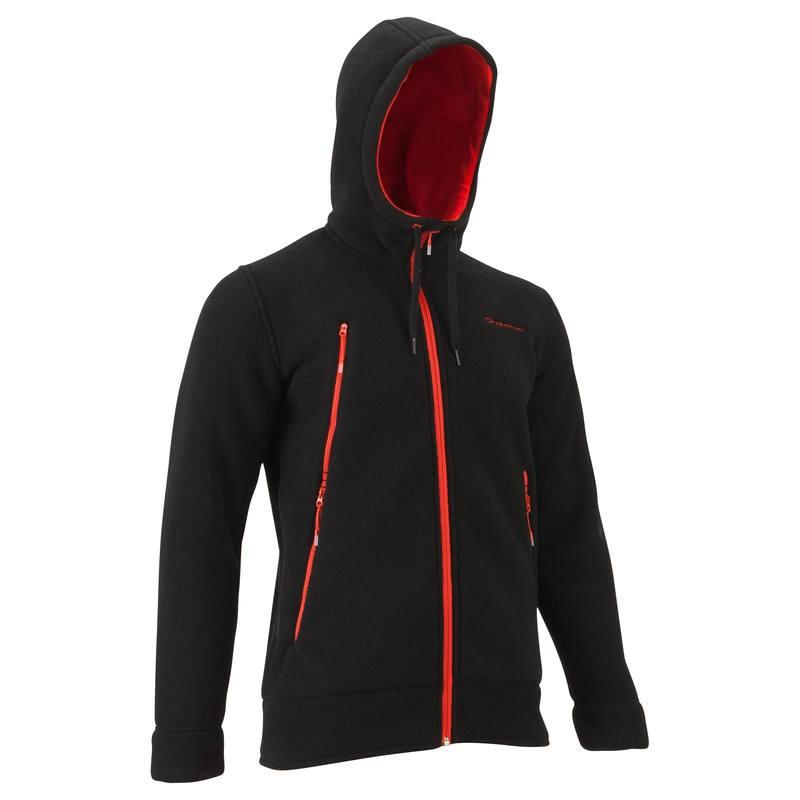 veste quechua noir